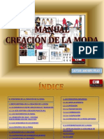 Manual Creacion Moda