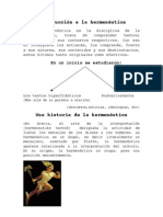 Introducción a La Hermenéutica