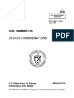 AIEA - Manual On Safety Aspects of the Design and Equipment oh Hot Laboratories