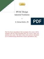 HVAC Design Industrial Ventilation