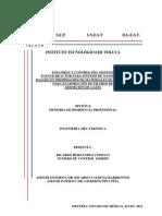 Sintesis de  Nanofibras de Carbono