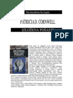 Patricia Cornwell-Izložena počasti-8