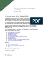 Arduino DMX