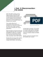 DS-STG2000 Dscnct Module US