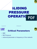 Sliding Pr Operation