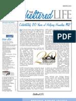 Heritage Humane Society Winter Newsletter