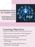 Lecture 1 Introduction_to Computers