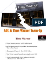 AOL & Time Warner Case Study