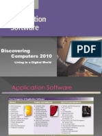 Lecture 5 Application Software