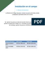 Presentación trasmisor rosemount