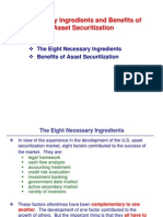 Asset Securitization by Hu