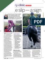 H&H Article Saddleslip