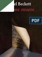 Malone muere - Samuel Beckett