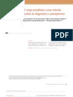 O setup ortodôntico como método auxiliar de diagnóstico e planejamento
