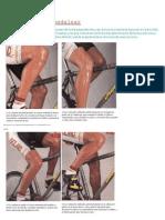 Musculacion y pedaleo