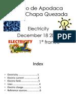 Electricity Edna Chapa