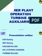 Turbine Operation PMI