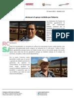 07-01-13 Boletin 1115 Ganaderos Destacan El Apoyo Recibido Por Roberto