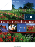 Rural Renaissance: