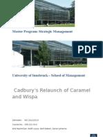 Cadbury Case Strategic Branding