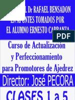 Las Clases Del Dr Bensadon