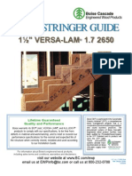 Stair Stringer Guide