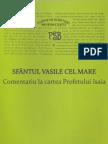 B02SfantulVasilecelMare-ComentariulaProfetulIsaia
