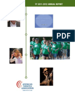 FY 2011-2012 Annual Report - Winter '12