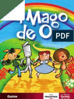 El Mago de Oz_Guión