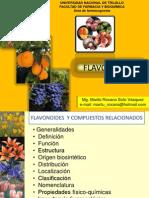 Clase de Flavonoides y Antocianina