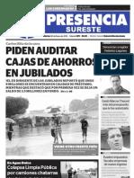 Diario presencia del suereste Las Choapas Veracruz México