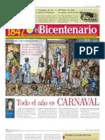 Diario del Bicentenario 1847