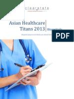 AsianTitans Hospitals 2013