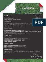 Agenda KGM 2013S2