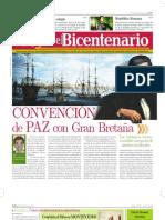 Diario del Bicentenario 1849