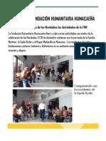 Boletín Fundación Humanitaria Humacaeña