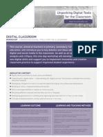 Digital Toolkit Flyer