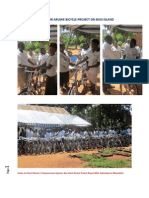 Report for Aruwe Bicycles