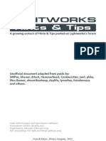 Lightworks Hints & Tips for version 11