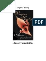 Amor y ambición