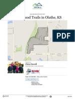 Northwood Trails Subdivision Neighborhood Real Estate Report