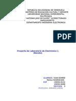Proyecto de Laboratorio de Electrónica 1