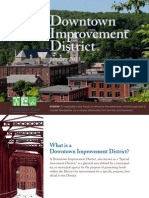 Montpelier Alive Downtown Improvement District