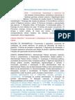 Conteúdo programático para o concurso da ANP