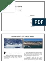 Retrato Social e Económico da Madeira