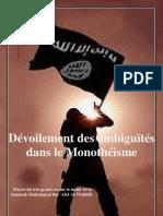 49209411 Devoilement Des Ambiguites Dans Le Monotheisme