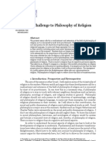 Apologetics - Ars Disputandi - A Challenge to Philosophy of Religion - Arie L. Molendijk, Vol. 1, 2001