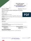 City Debt Report