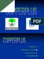 Presentación Copperplus