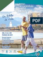 IV Congreso de Actividad Fisica y Deportiva Para Mayores 2011